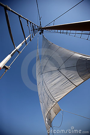 Sails in the  sky