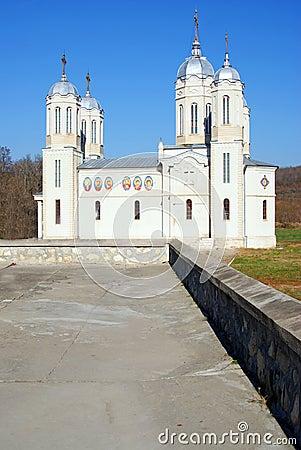 Saint andrew orthodox monastery