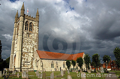 Saint Andrew s Church, Farnham
