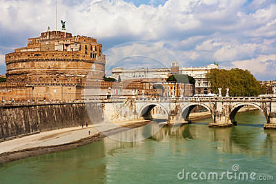Saint Angel Fortress, Rome