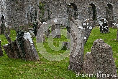 Saint Anne Graveyard