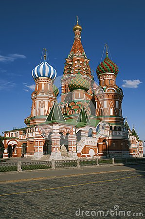 Free Saint Basil S Cathedral Royalty Free Stock Images - 26402909