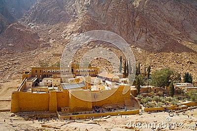 Saint Catherine s (Monastery)