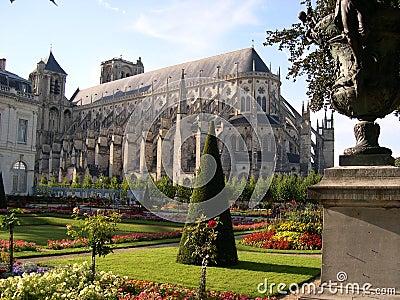 Saint Etienne, Bourges. France
