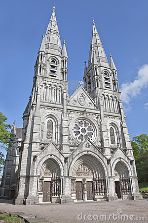 Saint Fin Barre s Cathedral in Cork, Ireland.
