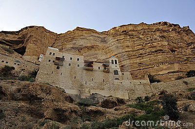 Saint George Monastery, Israel.