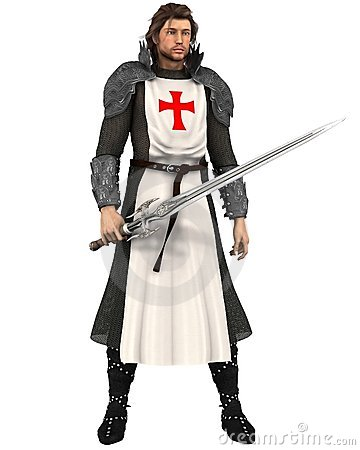 Saint George - Patron Saint of England