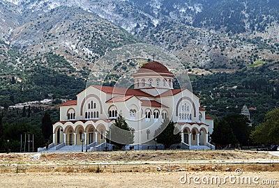 Saint Gerasimos monastery, Kefalonia