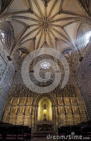 Saint graal chapel