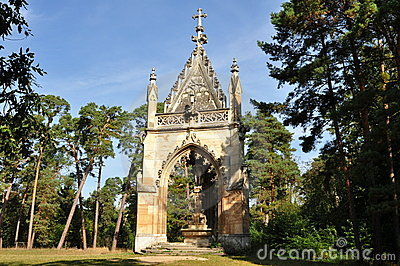 Saint Hubert in Valtice,Czech