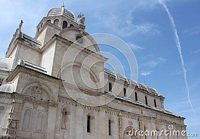 Saint James cathedral, Sibenik, Croatia