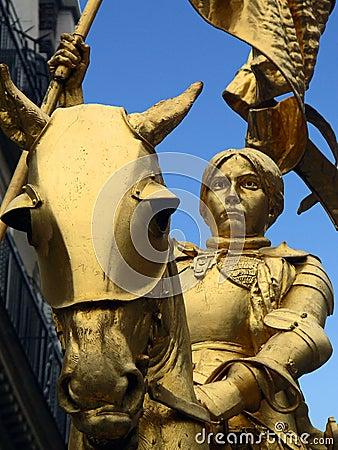 Saint Joan of Arc, France