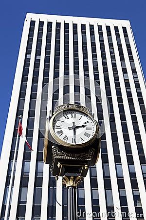Saint John Clock