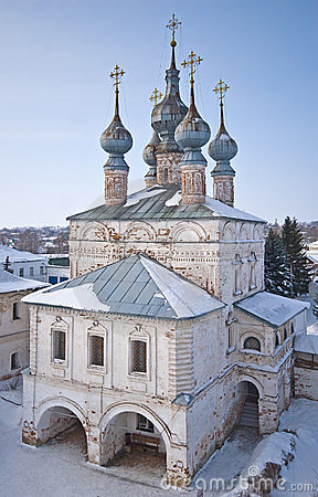 Saint John the Divine Orthodox church
