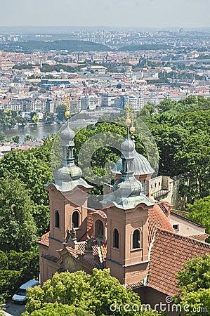 Saint Lawrence at Prague