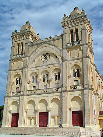 Saint Louis Cathedral (Carthage, Tunisia)