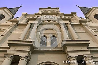 Saint Louis Cathedral Vertical