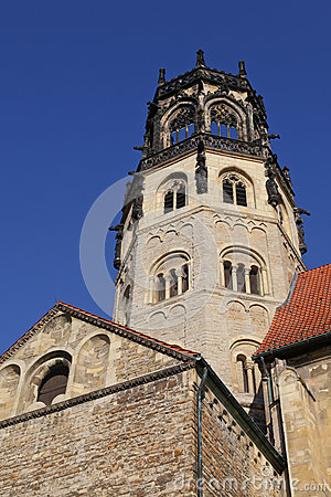 Saint Ludgeri church of Muenster