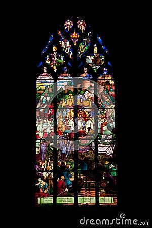 Saint Malo church