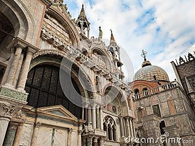Saint Mark s  Basilica in Venice