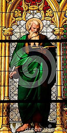 Free Saint Matthew The Evangelist Royalty Free Stock Photo - 21130435