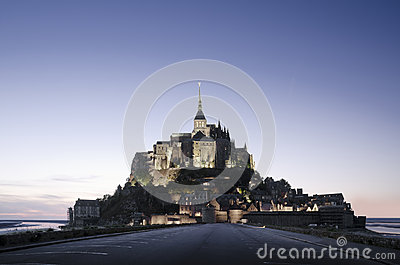 Saint Michel di Mont, Francia