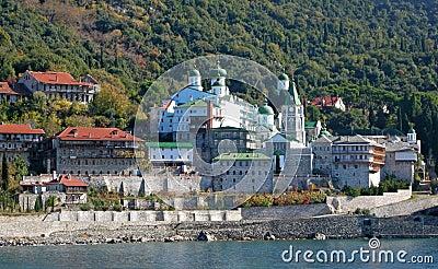 Saint Panteleimonas Russian monastery