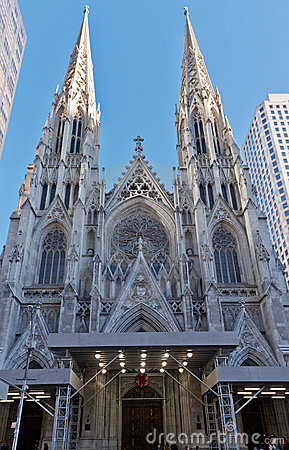 Saint Patrick Cathedral New York City
