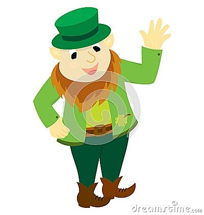 Saint Patrick Character