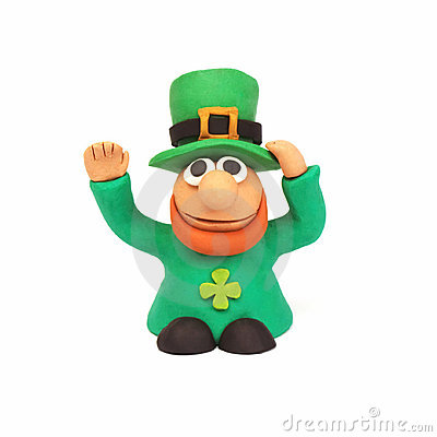 Free Saint Patrick Figurine Stock Images - 490774