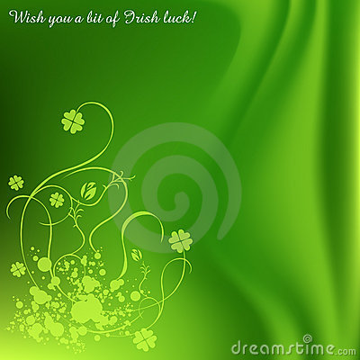 Saint Patrick  s Day background
