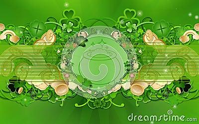 Saint Patrick s Day - Golden Pot