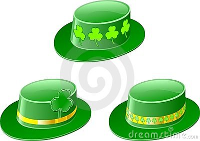 Saint Patrick s Day Hats