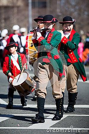 Saint Patrick s Day Parade Editorial Photography