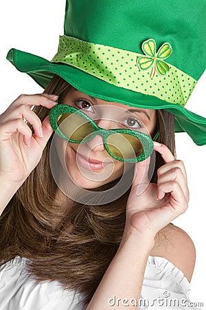 Saint Patrick s Woman