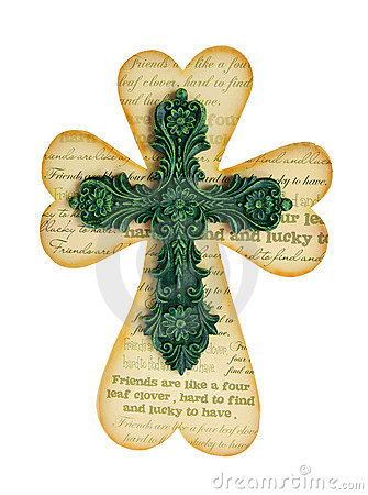 Saint Patricks Cross