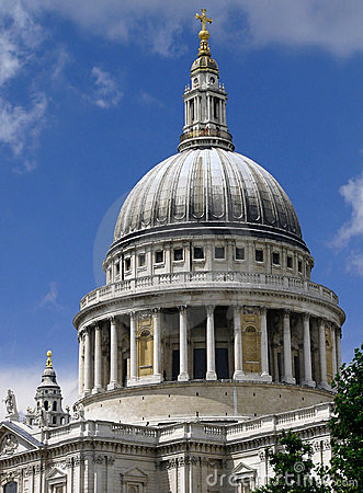 Free Saint Pauls Cathedral Stock Images - 3087214