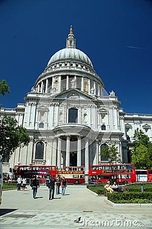 Free Saint Pauls Cathedral London Stock Photos - 22612263