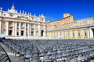 Saint Peter s Cathedral Editorial Stock Image