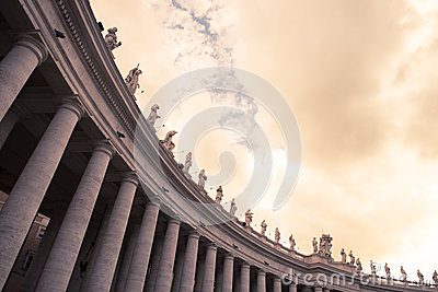 Saint Peter s Statues