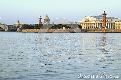 Saint-Petersberg s historical center