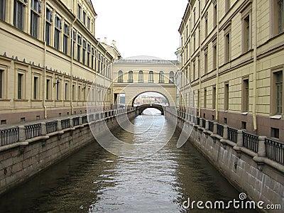 Saint Petersburg, Kanavka