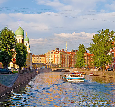 Saint-Petersburg. Russia Editorial Stock Image
