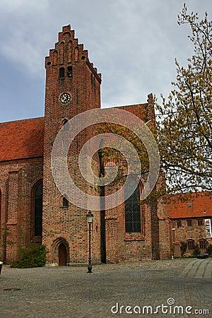 The Saint Petri Church,  Ystad