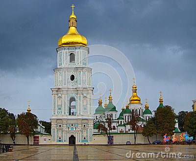 Saint Sophias Cathedral, Kiev Ukraine