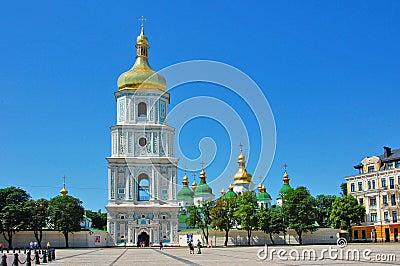 Saint Sophias Cathedral, Kiev Ukraine