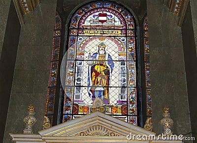 Saint Stephen Basilica in Budapes