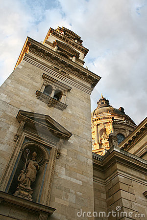 The Saint Stephen s Basilica