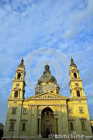 Saint Stephens Basilica in budapest 2