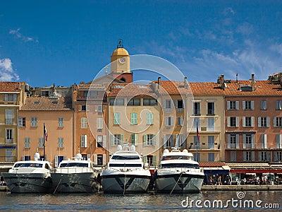 Saint Tropez.
